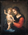 The Madonna and Child - Carlo Dolci