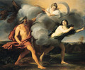Alpheus and Arethusa - Carlo Maratta or Maratti