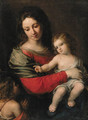 The Madonna and Child with the Infant Saint John the Baptist - Carlo Francesco Nuvolone