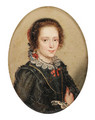 Portrait of a woman - Bolognese School