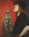 The Harlot of Marseilles - Boris Dmitrievich Grigoriev