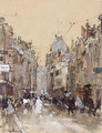 The Veenestraat, The Hague - Floris Arntzenius