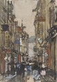 A busy street in The Hague - Floris Arntzenius