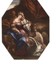 The Rest on the Flight into Egypt - Florentine School