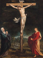 The Crucifixion - (after) Adam Van Noort