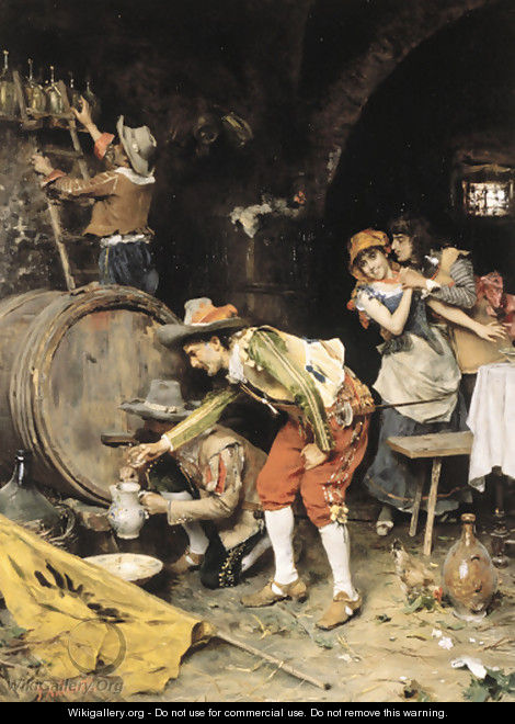 A Good Wine - Federico Andreotti