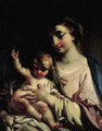 The Madonna and Child - Federico Bencovich