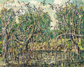 Florida Mangroves - Ernest Lawson