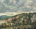 Blue Hill, Maine - Ernest Lawson