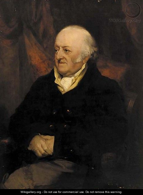 Portrait of William Hale (1746-1829) of King