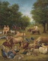 The Garden of Eden - English School