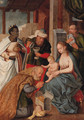 The Adoration of the Magi - (after) Jan Provost