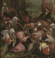 The Road to Calvary - (after) Jacopo Bassano (Jacopo Da Ponte)