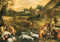The Four Seasons - (after) Jacopo Bassano (Jacopo Da Ponte)
