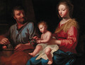 The Holy Family - (after) Jacques De Stella