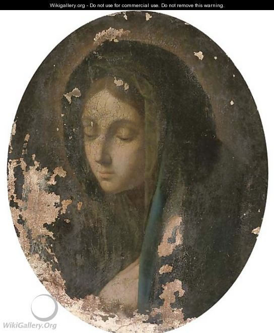 The Madonna 2 - (after) Guido Reni