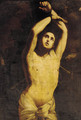 Saint Sebastian 5 - (after) Guido Reni