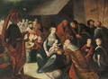 The Adoration of the Magi 2 - (after) Hans I Rottenhammer