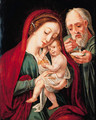 The Holy Family - (after) Memling, Hans