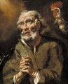 Saint Peter - (after) Jusepe De Ribera