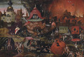 The Harrowing of Hell - (after) Hieronymus Bosch