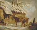 A stable introduction - (after) George Morland