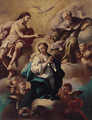 The Immaculate Conception - (after) Francesco Solimena