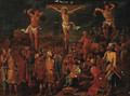 The Crucifixion - (after) Frans II Francken