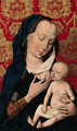The Virgin and Child - (after) Dieric The Elder Bouts