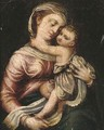 The Madonna and Child - (after) Denys Calvaert