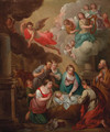 The Adoration of the Shepherds - (after) Erasmus II Quellin (Quellinus)