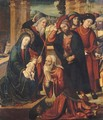 The Adoration of the Magi - (after) Bernard Van Orley