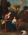 The Infancy of Christ - (after) Charles Lebrun