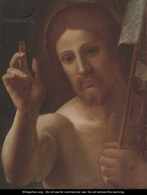 Christ - (after) Alessandro Tiarini