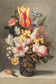Flowers - (after) Ambrosius The Elder Bosschaert