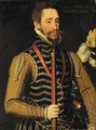 Portrait of de Philip III von Croy, Duke of Aarschot (1526-1595) - (after) Anthonis Mor Van Dashorst
