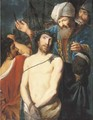 Christ Crowned with Thorns - Dutch School