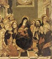 The Pentecost - Dalmatian School