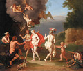 The Judgement of Paris - Daniel Vertangen