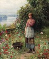 The Age of Innocence - Daniel Ridgway Knight