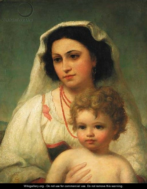 Mother and child - Continental School