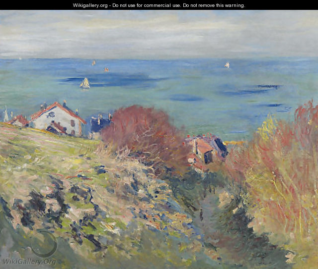 Pourville - Claude Oscar Monet