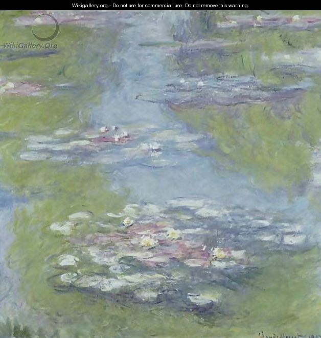 Nympheas - Claude Oscar Monet