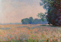 Champ d'avoine - Claude Oscar Monet