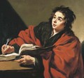 Saint John the Evangelist - Claude Vignon