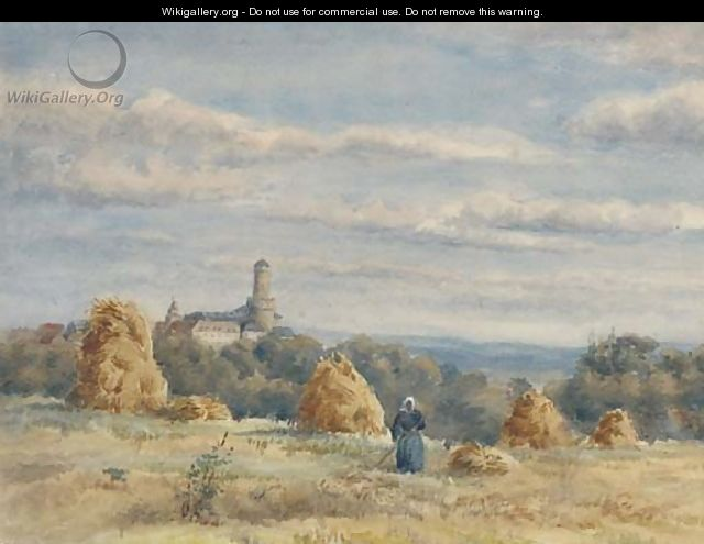 Harvest day on the Continent - English School
