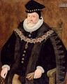Portrait of Edward Clinton, 1st Earl of Lincoln (1512-1585) - English School