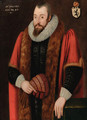 Portrait of Thomas Jones of Shrewsbury, Shropshire - English School