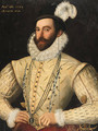 Portrait of Francis Hart (1540-1588), of Lullingstone Castle - English School