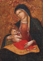 The Madonna and Child - Emilian School
